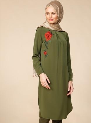 Tunic - Green - Puane 244887