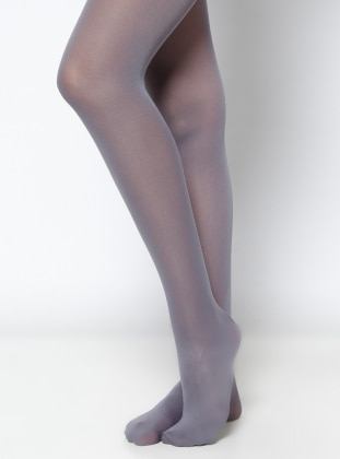 MYCRON 80 Women`s Tights - Gray
