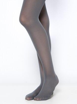 Penti Penti Micro 40 Külotlu Çorap - Antrasit