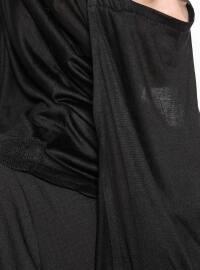 Instant Scarf - Black