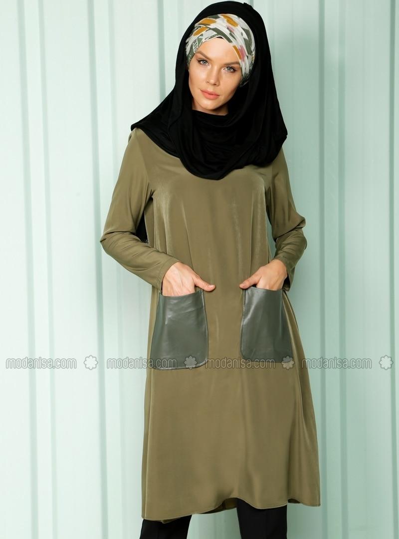 Tunic - Khaki