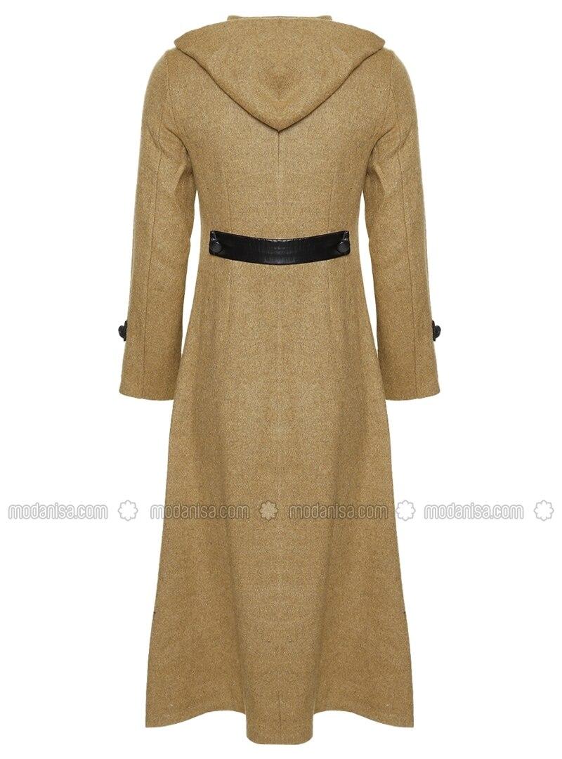cape mantel pardes mantel gelb beha tesett r. Black Bedroom Furniture Sets. Home Design Ideas