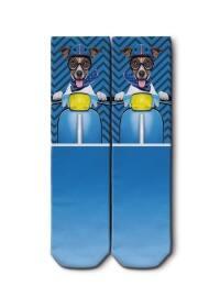 Ogobongo Dijital Baskılı Soket Çorap - Ogobongo