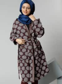 Topcoat - Purple - Refka