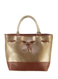 Çanta - Altın Taba - Gio & Mi