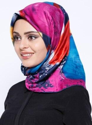 Rayon Eşarp - Karışık Renkli Anna Lucci