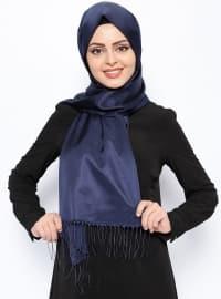 Shawl - Navy Blue