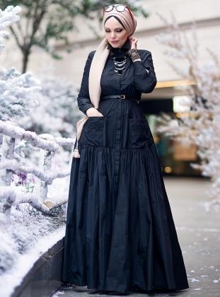 Aiza Elbise - Siyah