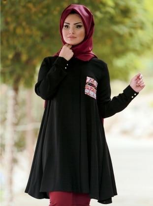 Leyla Tunik - Siyah