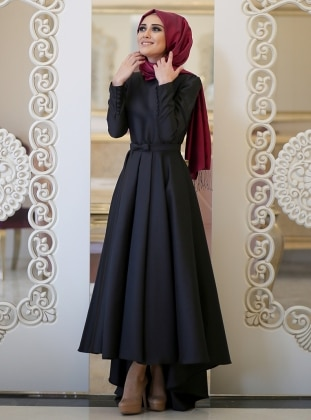 Dress - Black - Minel Ask 261315