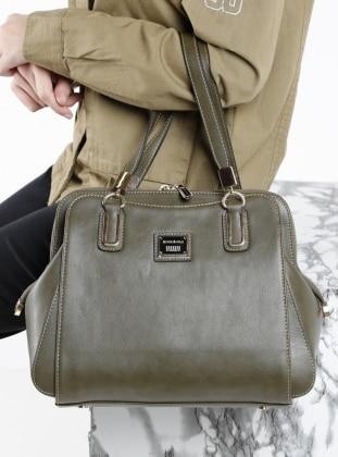 Çanta - Haki Mat