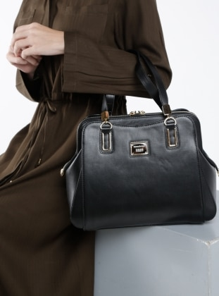 Çanta - Siyah Mat