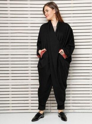 Cepli Panço - Siyah Alia
