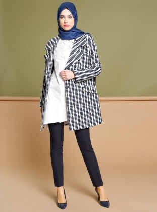 Klasik Pantolon - Lacivert