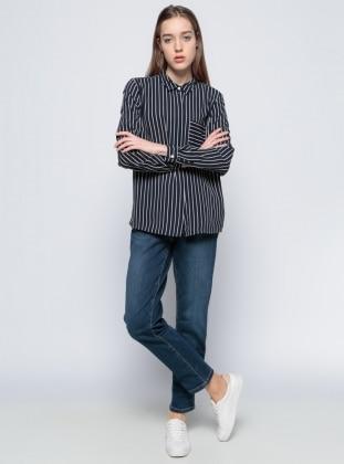 Kot Pantolon - İndigo Koton