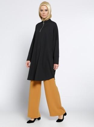 Geniş Paça Pantolon - Sarı Özne Olmak