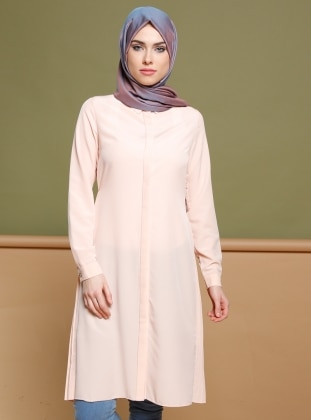 Powder - Point Collar - Tunic - Puane 270194