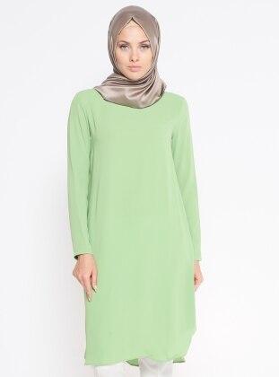 Salaş Tunik - Yeşil