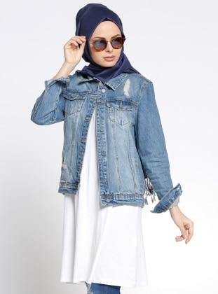 Kot Ceket - Mavi ZDN Jeans