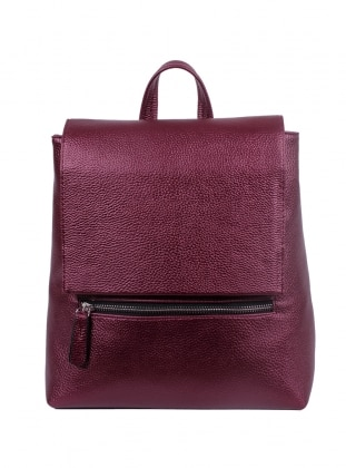 Backpack – Maroon – Bag – Mode49
