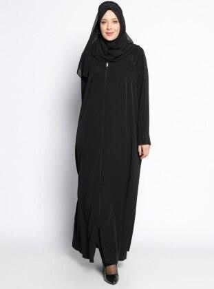 Şal&Ferace İkili Takım - Siyah