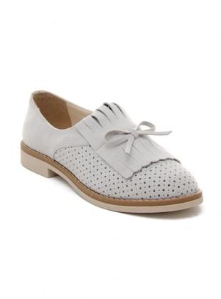 Ayakkabı - Gri Ayakkabı Havuzu
