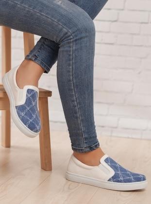 Ayakkabı - Beyaz
