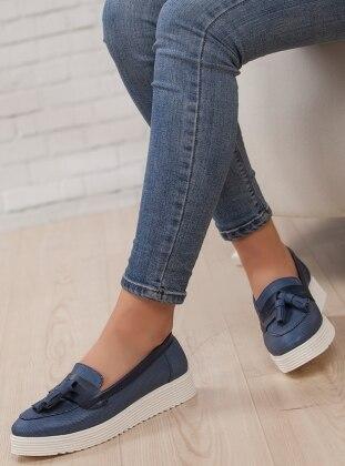 Ayakkabı - Mavi Ayakkabı Havuzu