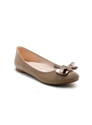 Ayakkabı - Vizon