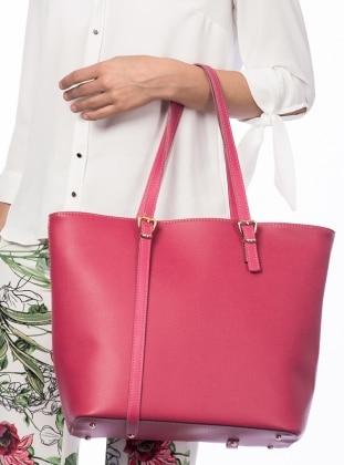 Çanta - Fuşya - Housebags Ürün Resmi