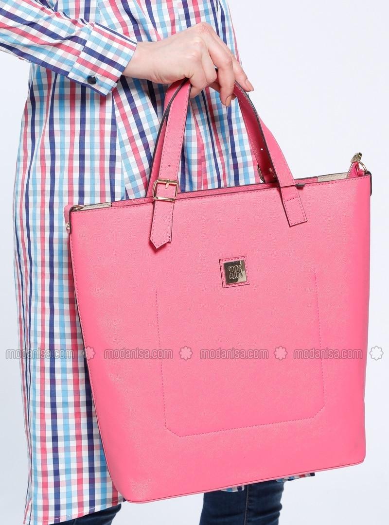 Pink - Satchel - Bag