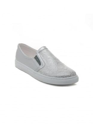 Ayakkabı - Gümüş