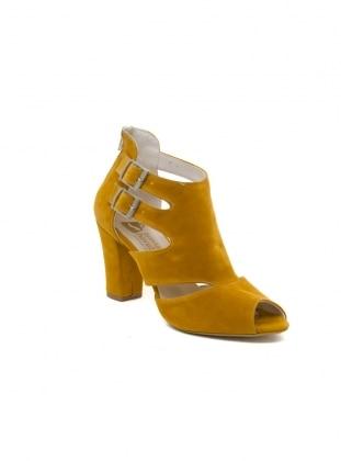 Ayakkabı - Hardal Ayakkabı Havuzu