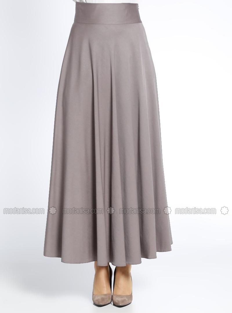 minc fully lined skirt veteks line