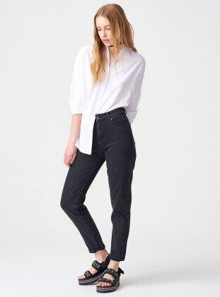 Kot Pantolon - Siyah