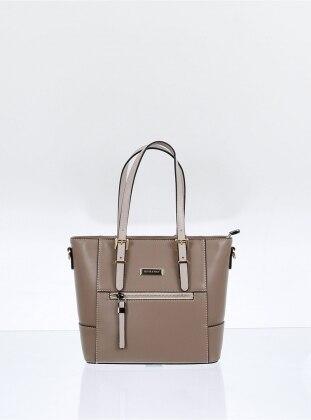 Çanta - Vizon