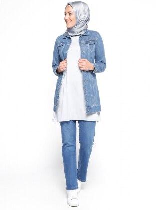 Kot Pantolon - Mavi