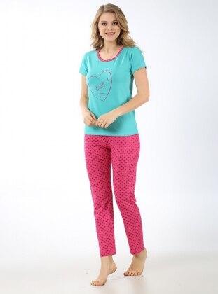 Pijama Takımı - Yeşil