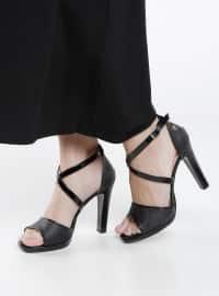 Ayakkabı - Siyah - Pierre Cardin Ayakkabı