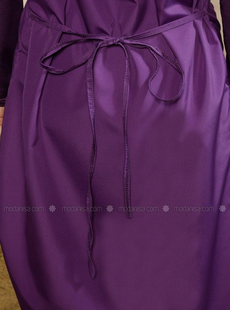 Pourpre multicolore tissu doubl maillot de bain - Tissu maillot de bain ...