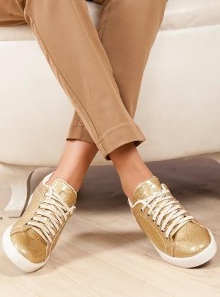 Ayakkabı - Gold