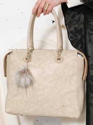 Çanta - Bej Kayra
