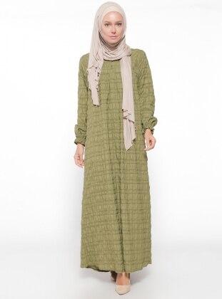 Namaz Elbisesi - Yeşil ModaNaz