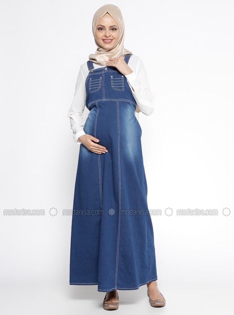 Tesettürlü hamile kıyafetleri