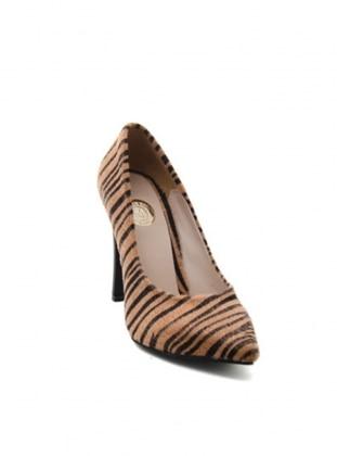 Abiye Ayakkabı - Desenli