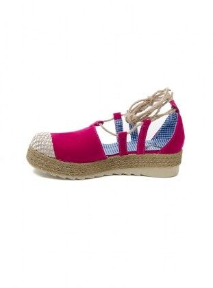 Ayakkabı - Fuşya