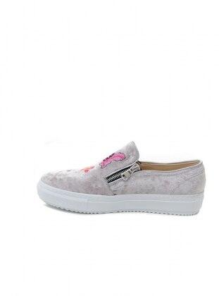 Ayakkabı - Gümüş - Ayakkabı Havuzu Ürün Resmi