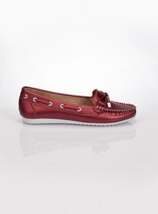 Ayakkabı - Kirmizi