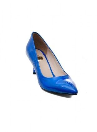Abiye Ayakkabı - Mavi Ayakkabı Havuzu