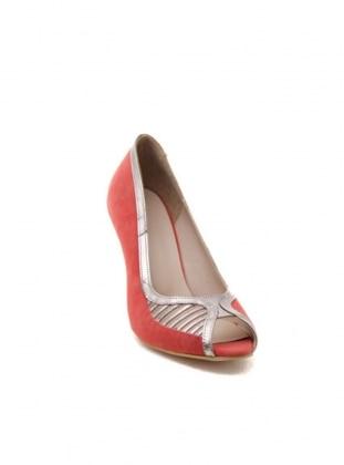 Ayakkabı Havuzu Abiye Ayakkabı - Mercan